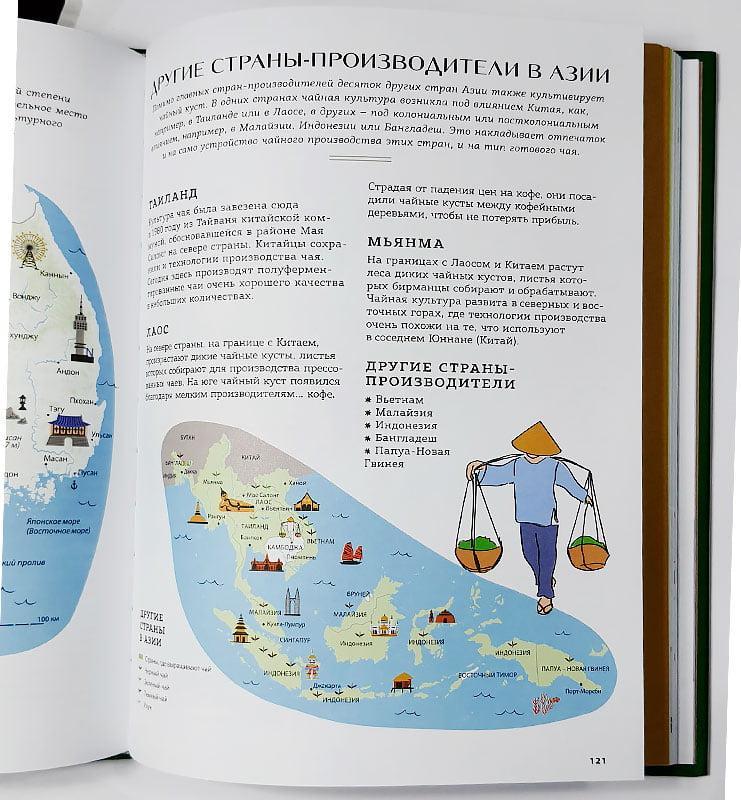 Книга «Чайный сомелье», Франсуа-Ксавье Дельмас, Матьяс Мине  - фото 5