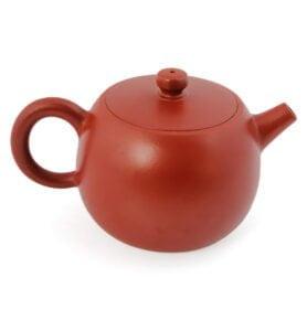 teapot 22 278x300 - Чайник из исинской глины «Цзинлань» (Ограда колодца), 200 мл