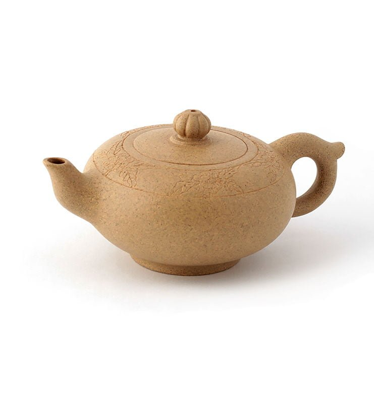 Чайник из исинской глины «Восточная лампа», 150 мл