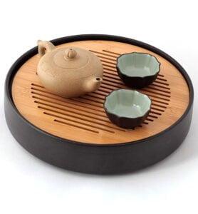 whteapot 6 278x300 - Чайник из исинской глины «Восточная лампа», 150 мл