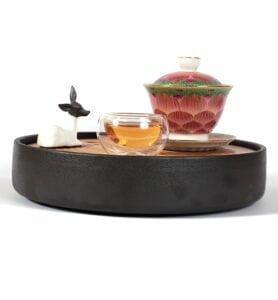 cvetok 5 278x300 - Гайвань «Лотос» для традиционного заваривания чая, 110 мл