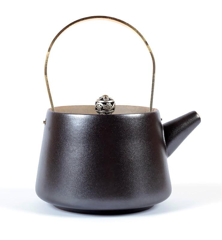 Чайник у Японському стилі з верхньою ручкою 50 мл