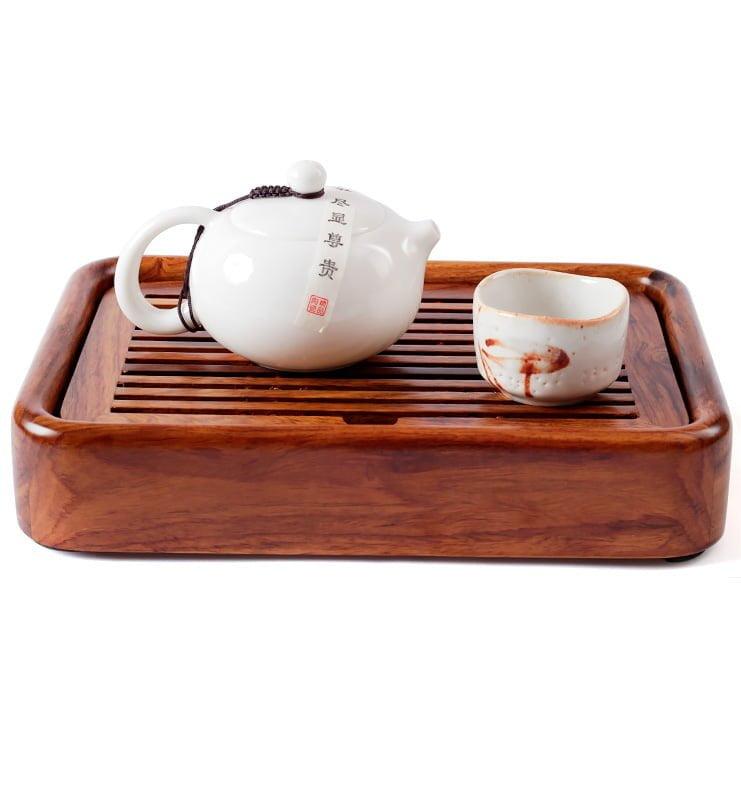 wdfgdffd 1 - Белый фарфоровый чайник Сиши 225мл