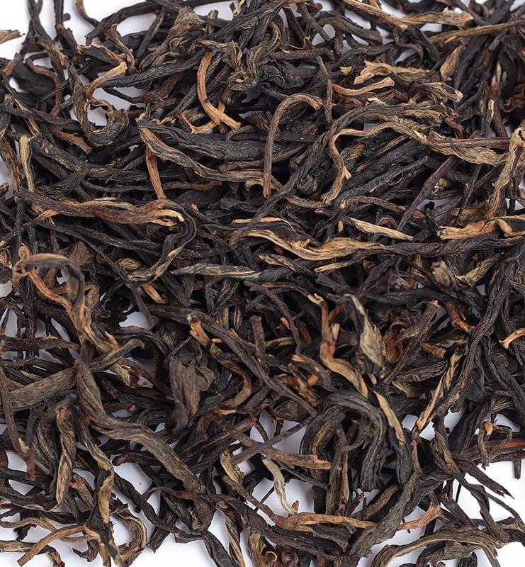 Красный чай Гу Шу Хун Ча из Линьцана (№600)